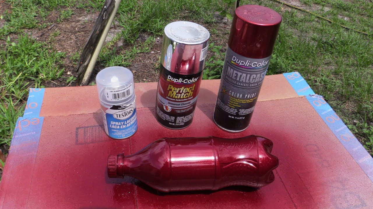 Dupli-color Metalcast anodized spray paint