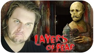 YOU CUT OFF HER WHAT?! // Layers of Fear - Funny Moments Walkthrough #2