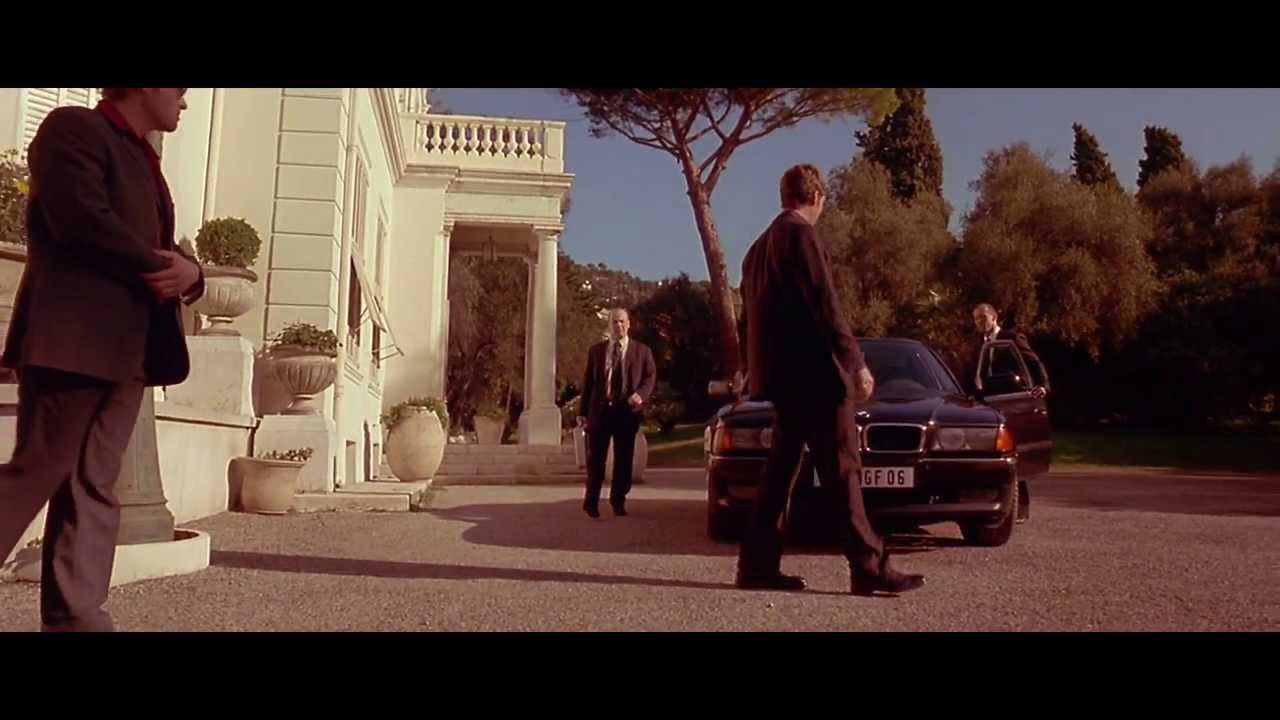 The Transporter - Official® Trailer [HD]