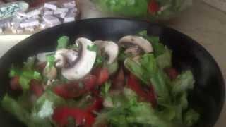 Кантри-салат