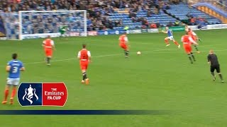 Portsmouth 2-1 Macclesfield - Emirates FA Cup 2015/16 | Goals & Highlights