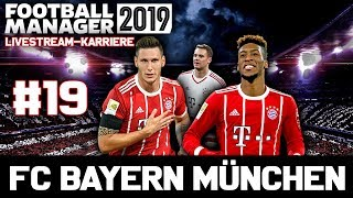 Sega Football Manager 2019 #19 | Champions League + Bundesliga! | FM 2019 Lets Play [BETA]