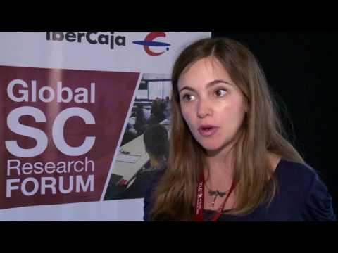 Vídeo Noticia | Global Supply Chain Research Forum 2017