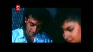 Song - tumhe apna banane ki kasam film sadak singer anuradha paudwal, kumar sanu lyricist sameer, surendra sathi, rani mallik artist sanjay dutt, poo...