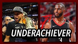 Why Chris Paul is the Most Underachieving Point Guard in NBA History