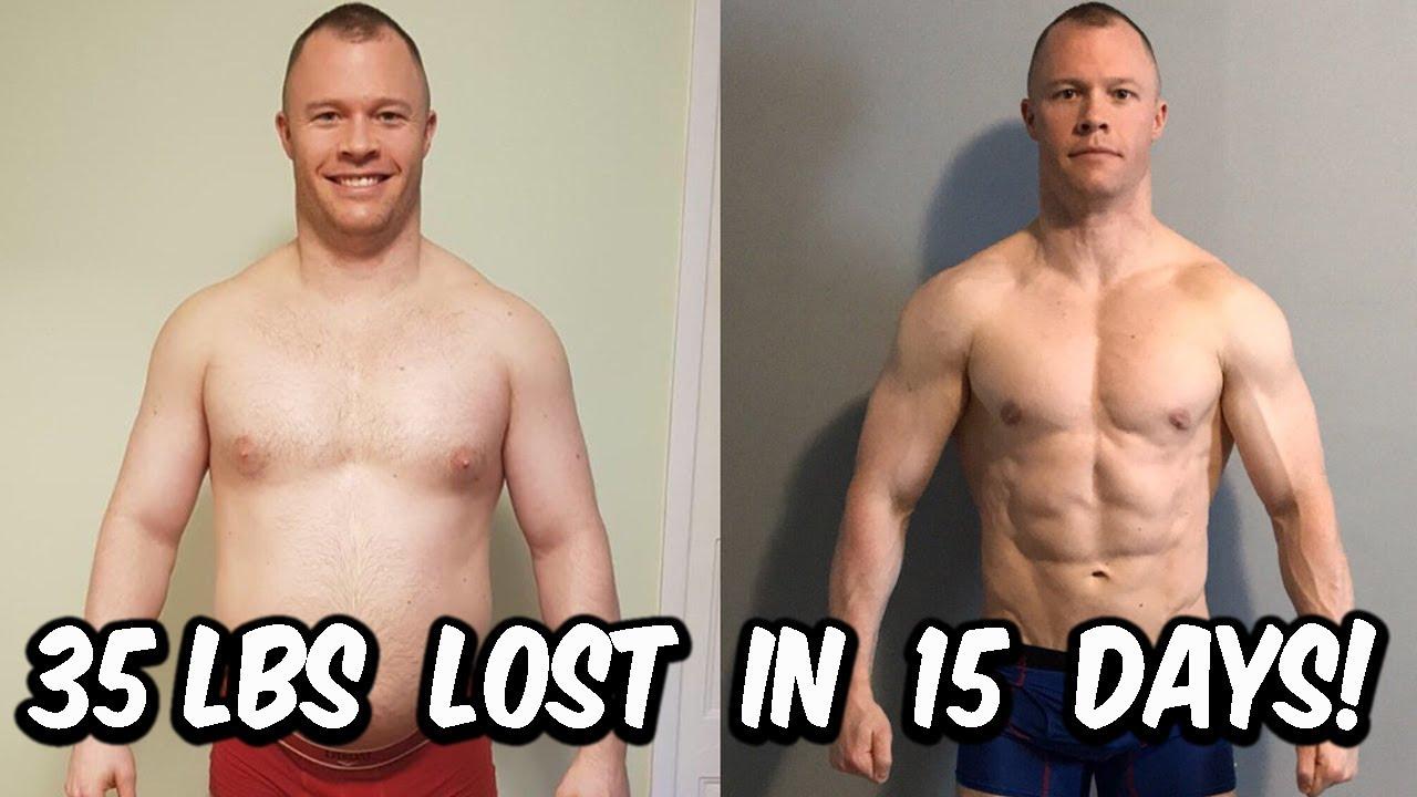 weight loss diet men 35