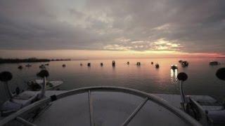 2017 Spring Salmon fishing tournament on Lake Ontario