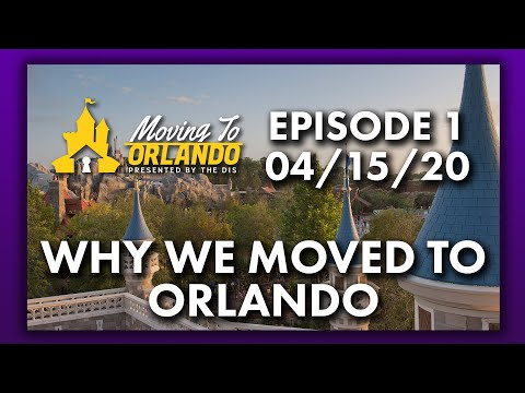 Why We Moved To Orlando, Florida | Moving To Orlando | 04/15/20
