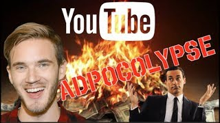Lets Talk About Youtube and the Adpocalypse