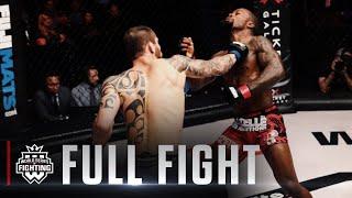#WSOF33: Joao Zeferino vs. Jason High High Full Fight