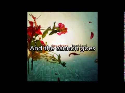 Daughtry - Battleships Acoustic Lyrics