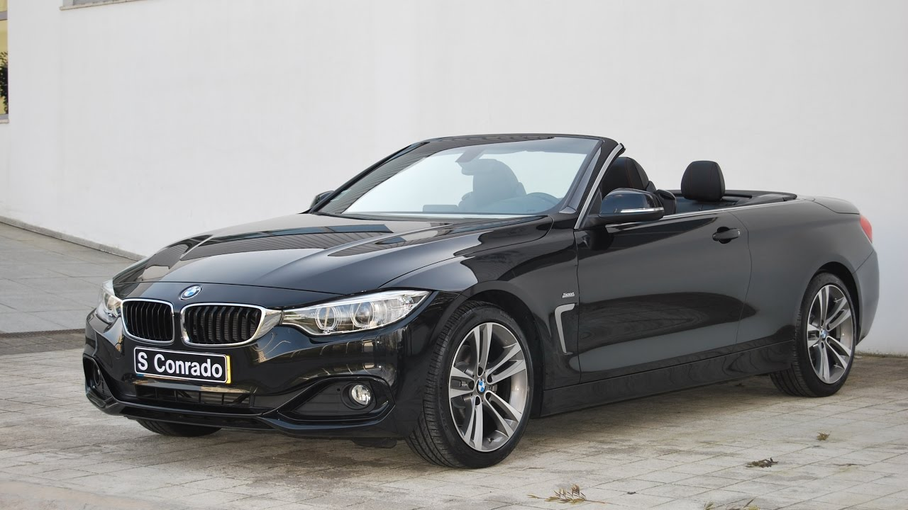 bmw 420d cabrio 2016 youtube. Black Bedroom Furniture Sets. Home Design Ideas