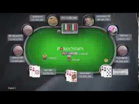 Sunday $5,000,000 - December 8th 2013 - PokerStars.com