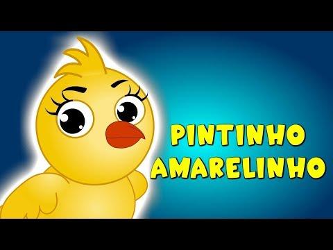 Pinthinho amarelinho - Video Infantil Musical - Música infantil