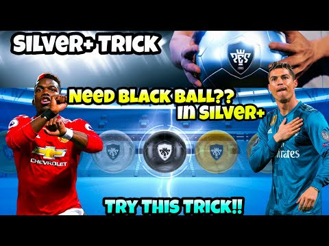 2 Best Bug!! Black Ball Trick In Silver Plus In #PES19MOBILE