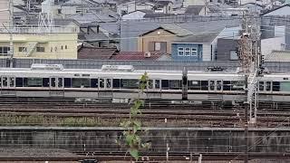 普通 321系 京都鉄道博物館にて