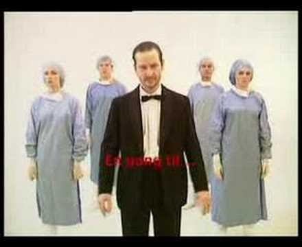 The Shiver Bloopers - Lars von Trier