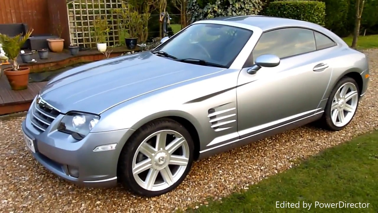 Video Review Of 2004 Chrysler Crossfire Coupe For Sdsc Specialist Cars Cambridge