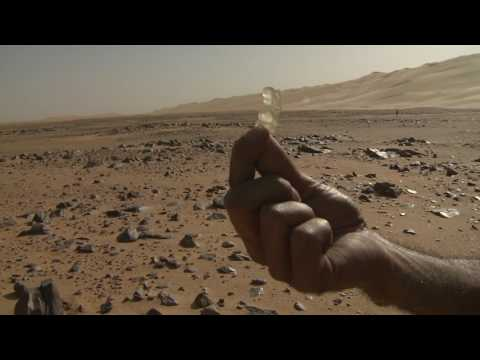 Spearhead Plateau & Silica Glass Valley of the Sahara - Shane O goes to Egypt (ep 12)