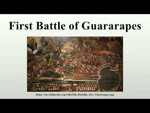 First Battle of Guararapes