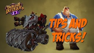 DD2 NM4 Siege Roller Tips and Tricks!