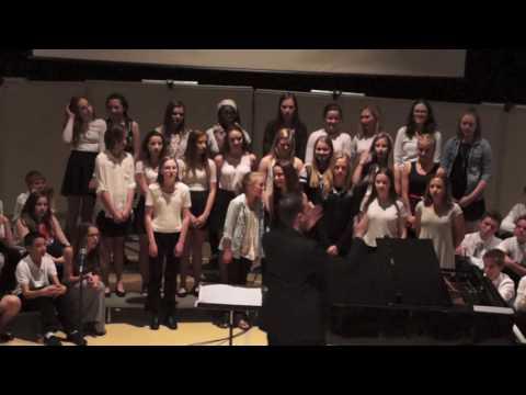 Spring Middle School Choral Concert 2016 | Oak Grove Lutheran School, Fargo, ND
