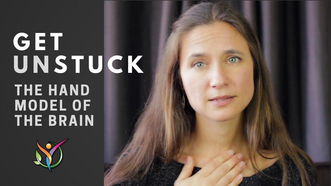 Get UNSTUCK |  The Hand Model of the Brain