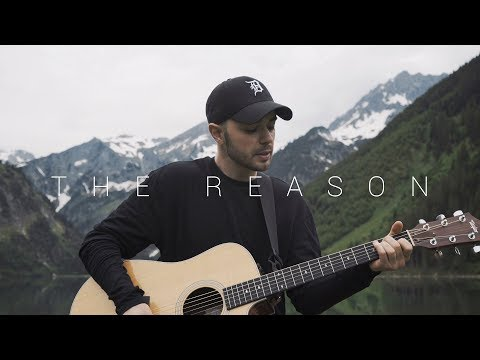 Hoobastank - The Reason (Acoustic Cover by Dave Winkler)