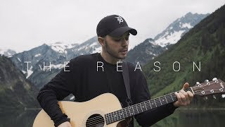 Gambar cover Hoobastank - The Reason (Acoustic Cover by Dave Winkler)