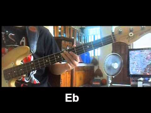 God's Great Dance Floor by Chris Tomlin (Bass Lesson)