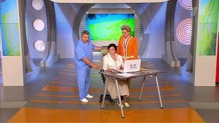 Жить здорово! Как сохранить здоровье на сидячей работе.  (01.12.2015)