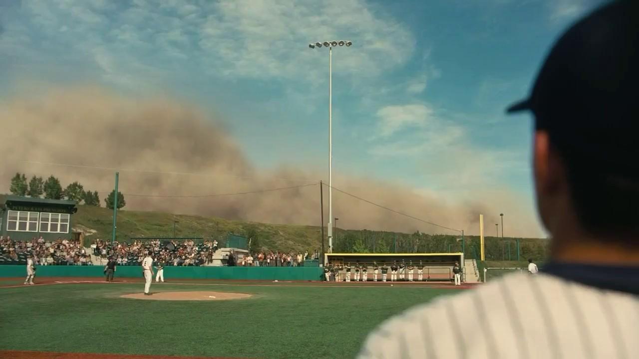 INTERSTELLAR' 2014 'SandStorm' Full Scene HD 720p - YouTube