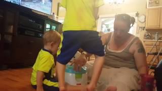 Eli's potty trainer