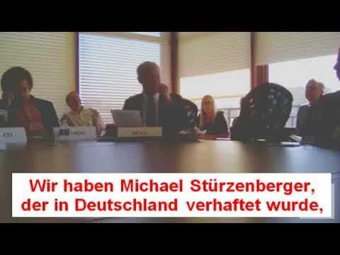 Konferenz in Washington über Europa mit Münchner Skandalurteil zu Stürzenberger