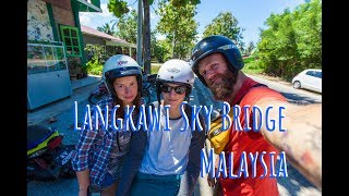 Langkawi Sky Bridge And amazing Sunset | Follow Mike In Malaysia