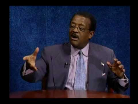 Freedom Quest Cable Show Johnnie Cochran Interview Part 1