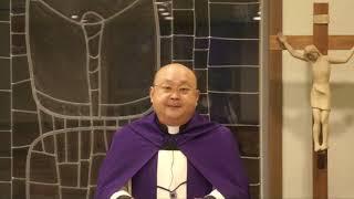 2020년 재의 수요일 강론(청년부) - 천주교 부산교…