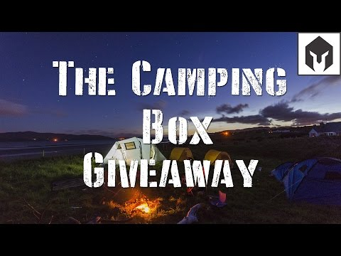 BattlBox Review: Mission 21 + Giveaway: The Camping Box