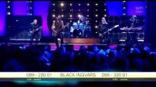 Black Ingvars - Snart tystnar musiken - Live @ Dansbandskampen 2009