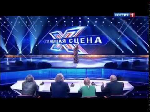 """Влада Сергеева на """"Главной сцене"""""""