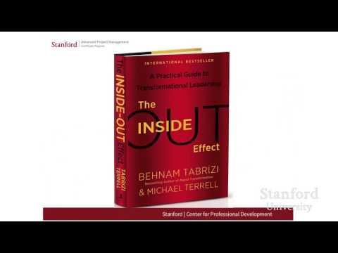 Stanford Webinar - Lead Change by Applying the Rapid Transformation Model