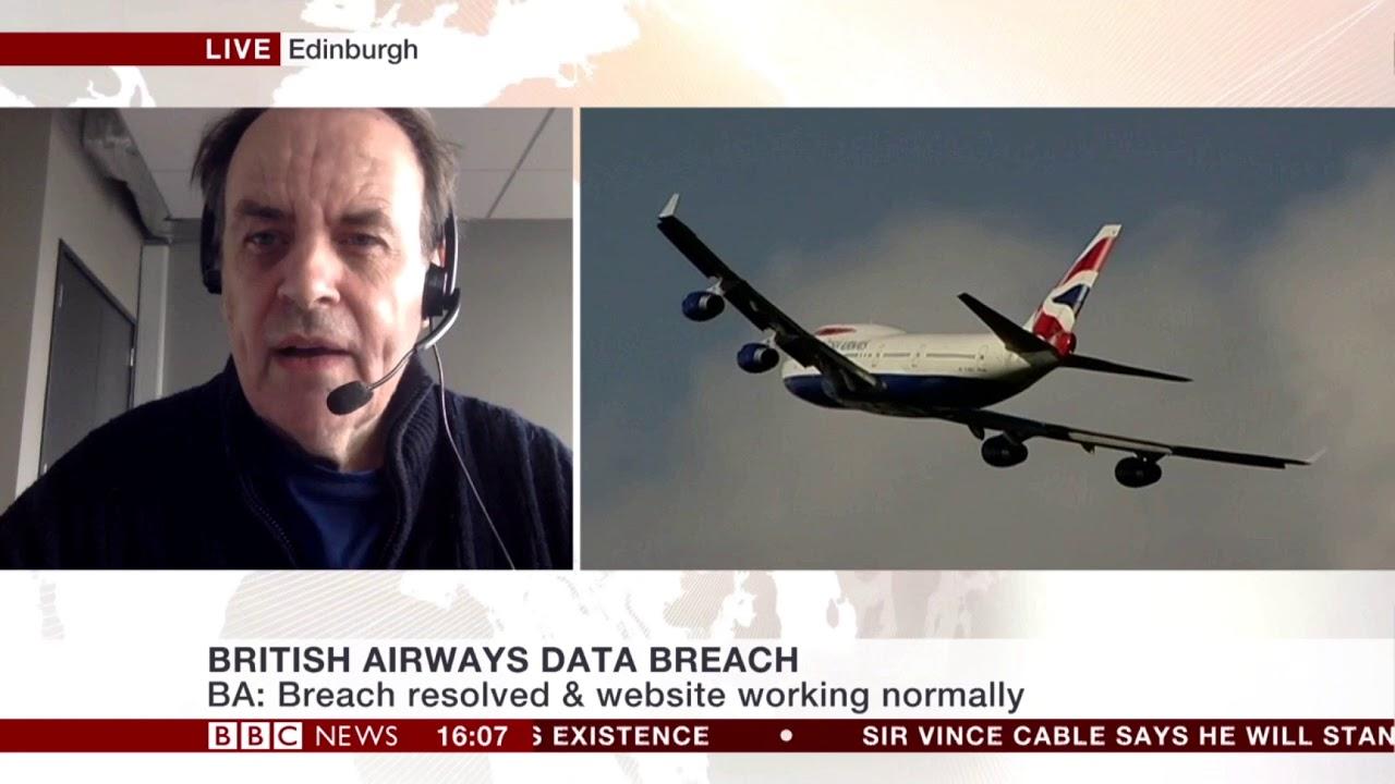 BA Hack - BBC Interview 7 Sept 2018