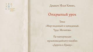 д. Илья Кокин. Открытый урок