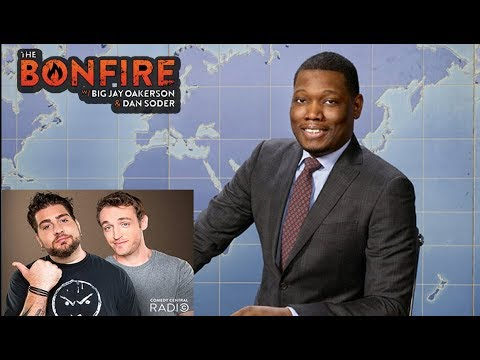 The Bonfire Michael Che Gronk Comedy w/ Video BIg Jay Oakerson and Dan Soder