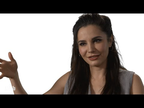 "Altered Carbon Star Martha Higareda Plays ""Would You Rather?"""