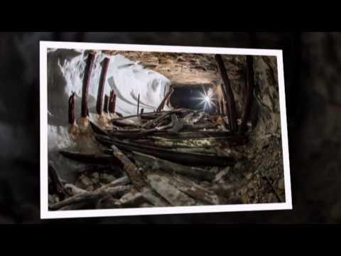 The giant underground REFRIGERATOR, Samara