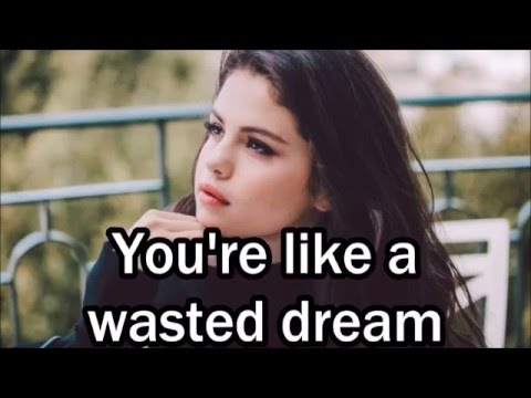 Selena Gomez Sober Lyrics Youtube