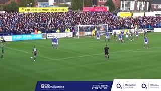 Classic Silkmen: Macclesfield 4-2 Tranmere