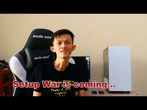 Setup War is coming...!