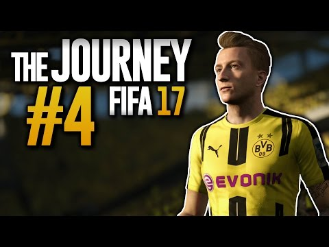 FIFA 17 THE JOURNEY #4 - MARCO REUS KENNT UNS! | FIFA 17 STORY MODE (DEUTSCH)